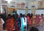 Sample Testing Training NRDWQM (Bhaisyachana , Almora)
